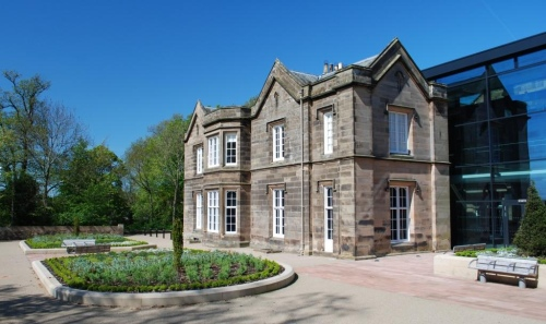 New carlisle archive centre restoration of lady gillford for The carlisle house
