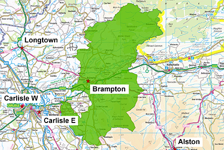 Brampton Station Area 300 X 477