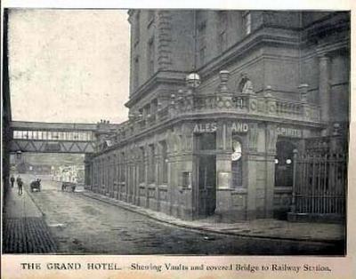 Grand Hotel Whitehaven Cumbria County Council