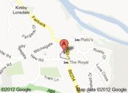 Find Kirkby Lonsdale Lilbrary on a map