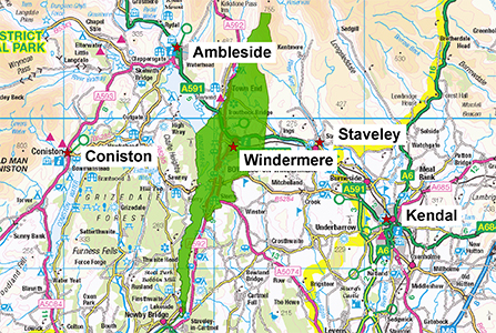Windermere Station Area 300 X 447